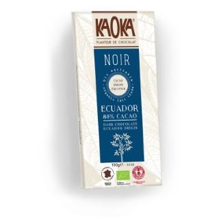Chocolat noir 80% 100 g KAOKA 358665
