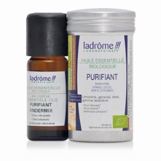 Huile essentielle bio mélange purifiant Ladrôme - 10 ml 358926