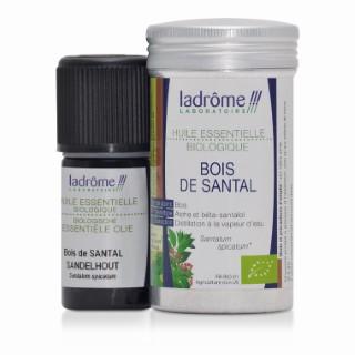 Huile essentielle bio de Bois de santal Ladrôme - 5 ml 358928
