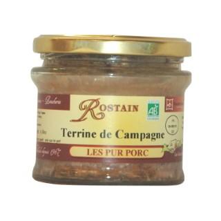 Terrine de campagne ROSTAIN 359086