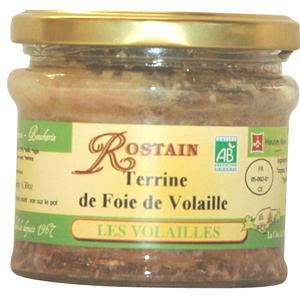 Terrine de foie de volaille ROSTAIN 359088