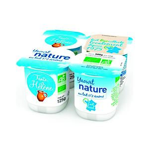 Yaourt nature TANTE HELENE 359423