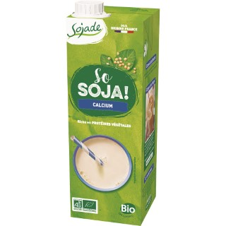 Boisson so soja calcium UHT 1L 359473
