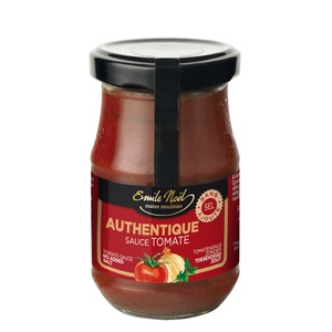 Sauce tomate sans sel bio en pot de 190 g 360026