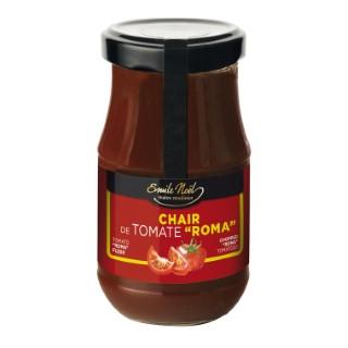 Chair de tomate bio en pot de 400 g 360034