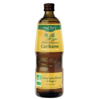 Huile vierge de carthame bio en bouteille de 1 L 360038