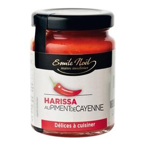 Harissa bio en pot de 90 g 360072