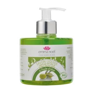 Savon liquide cosmebio à l'huile d'olive en format 300 ml 360124