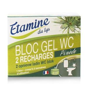 Recharge bloc gel wc 2 x 50 ml 360337