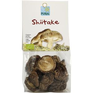 Shiitakes séchés bio en sachet de 20 g 360705