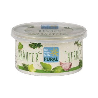 Paté végétal herbes PURAL 360821