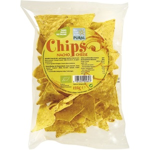 Chips Maïs fromage PURAL 360850