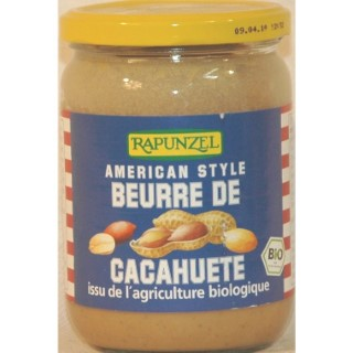 Beurre de cacahuète 500 g RAPUNZEL 361116