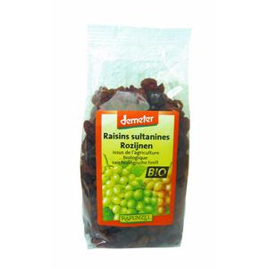 Raisins secs Sultanines 250 g 361268