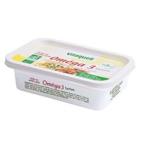 Margarine Vitaquell Oméga 3 - 250 g 361383