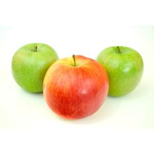 Pommes bio en plateau - Prix à la pièce 361628