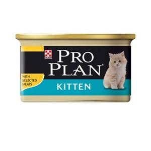 Aliment pour chat PP Wet Cat junior. La boite de 85 g 363514