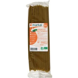 Spaghetti ail basilic bio – 500 gr 364670