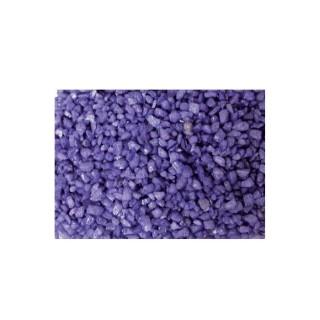 Gravier enrobé fluo violet Girard 365596