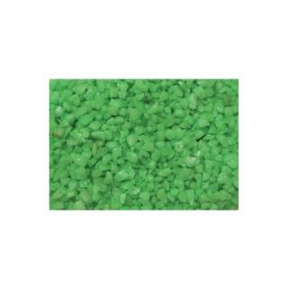 Gravier enrobé fluo vert Girard 365600
