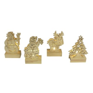 Figurine Noël M/A 366228