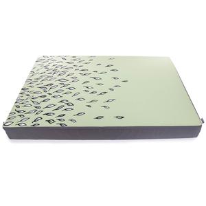 Coussin pour chien Master motif feuille vert 97x61 cm 366599