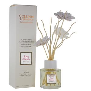 Bouquet Aromatique à la rose blanche – 200 ml 366831