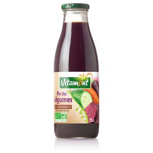 Jus de légumes lacto fermenté 75 cl 367138