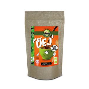 P'tit Dej' cacao cru au sucre de coco bio 350 g 367139