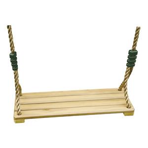Siège de balançoire en bois pour portique de 3 à 3,5 m 367461