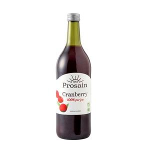 Pur jus de cranberry bio 1L 370311