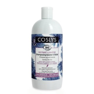 Shampooing Cheveux gris et blancs bio - 500 ml 370456