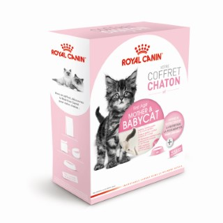 Coffret mother&babycat Royal Canin 370989