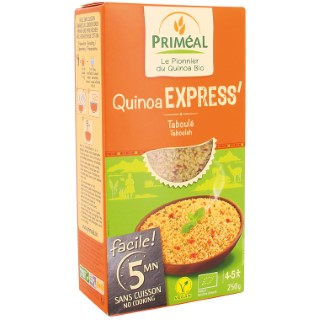 Quinoa express en taboulé bio en sachet de 250 g 371372