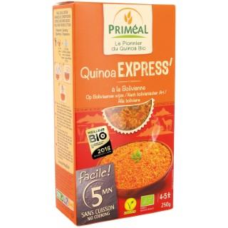 Quinoa express à la bolivienne bio en sachet de 250 g 371373