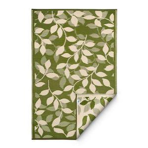 Tapis Bali vert et beige - 120x180 cm 371493