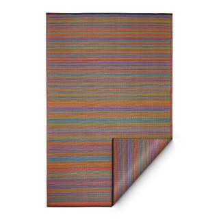 Tapis Cancun multicolore intérieur / extérieur 120 x 180 cm 371496