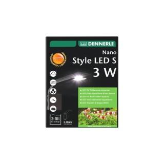 Lampe Nano Style LED S 3 W. 110x55x30 mm 372247