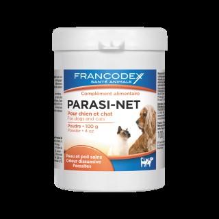 Parasi Net en poudre pour chien et chat en boite de 100 g 372978