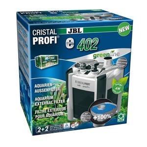 Système de filtration extérieur CristalProfi e402 greenline 372981