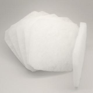 Carré d'ouate symepad pour cristalprofi e4/7/901-2 blanc 372990