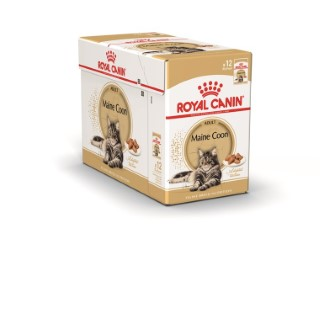 Sachets pour chat Mainecoon Royal Canin - 12x85 gr 373033
