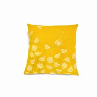 Coussin clé des champs jaune 70 x 70 cm 373486