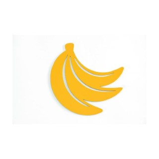 Dessous de plat bananes jaune 373504