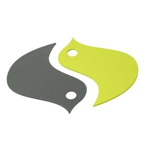Dessous de plat oiseau vert 373506