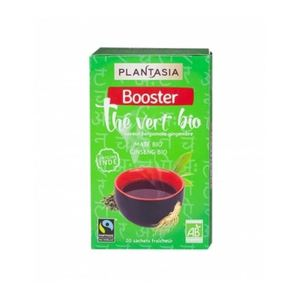 Thé vert bio Plantasia booster max 36 g 373762