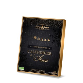 Calendrier de l'Avent traditionnel bio 190 g 373791