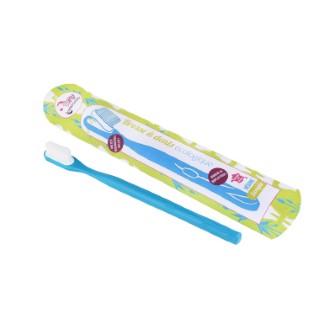 Brosse à dents Souple bleu 374310