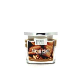 Bougie parfumée parfum bois de cèdre - Petit modèle 374413