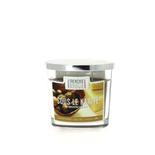 Bougie parfumée parfum karité - Petit modèle 374414